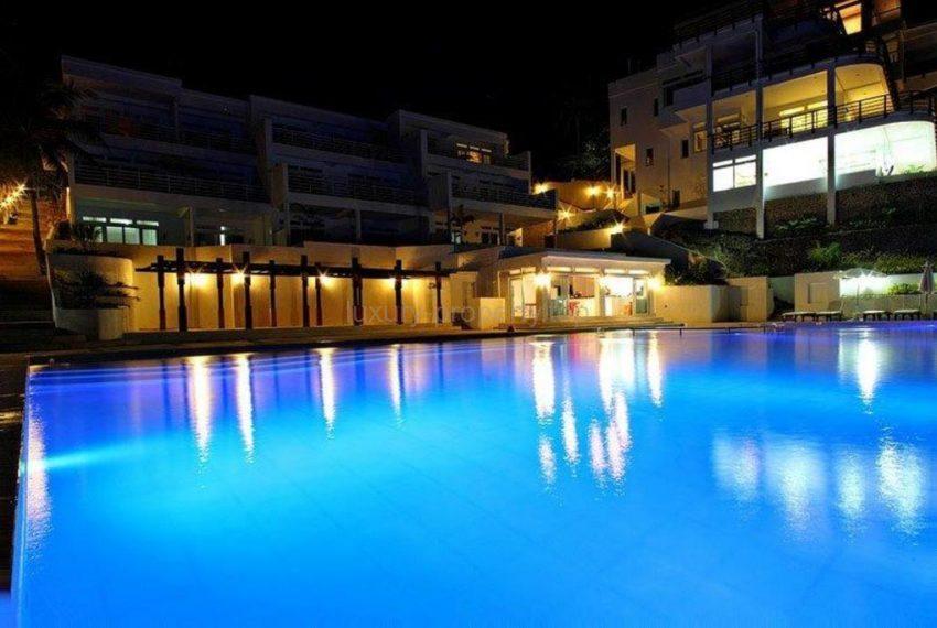 Cohiba villas swimming pool