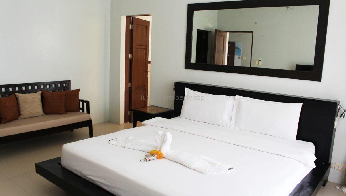 master bedroom  Apartment Cohiba Boracay