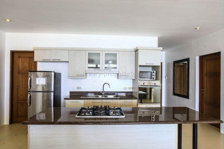 Apartment Bulabog Boracay kitchen