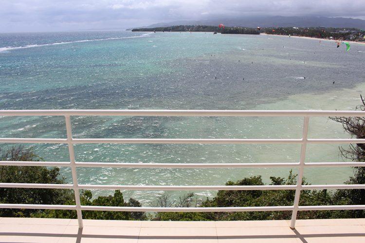 balcony Apartment Cohiba Boracay real estate