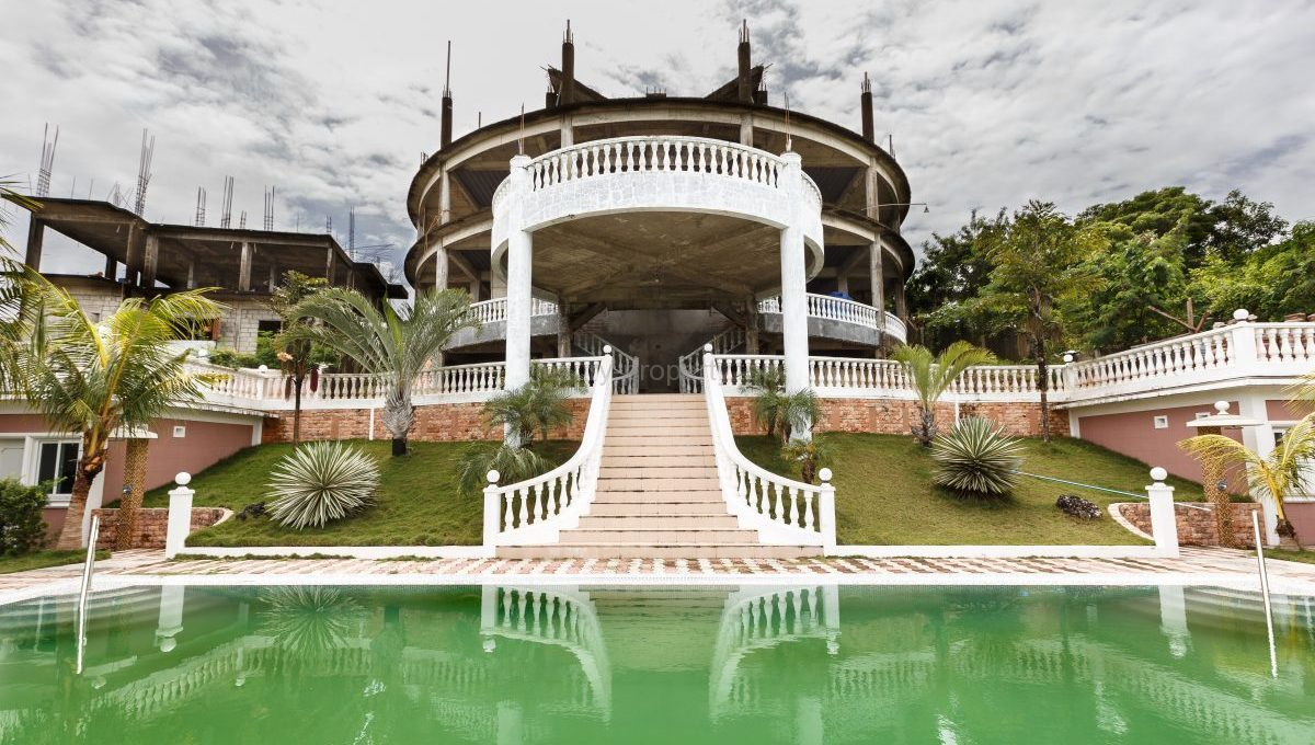 Swimming pool hotel for sale Boracay