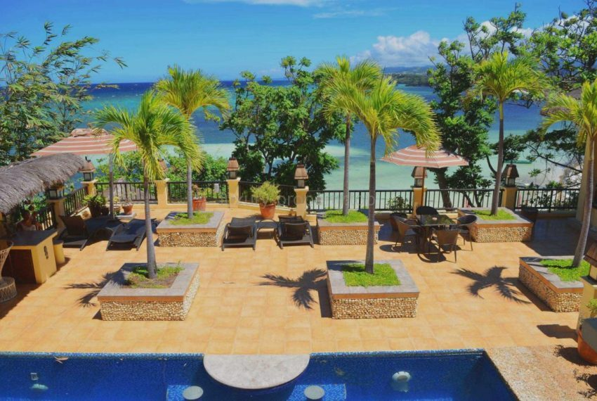 Sea View Hotel for sale Philippines