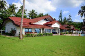 Palm Ville Main House
