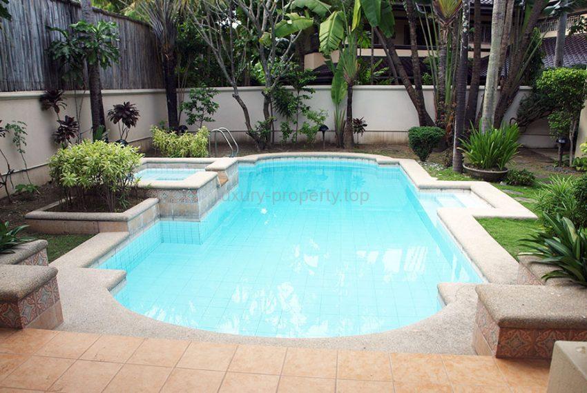 Alabang Village swimming pool