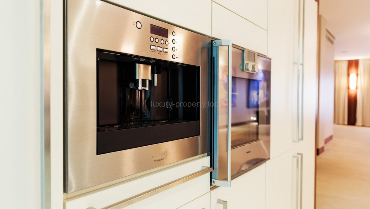 Apartment kitchen - detail