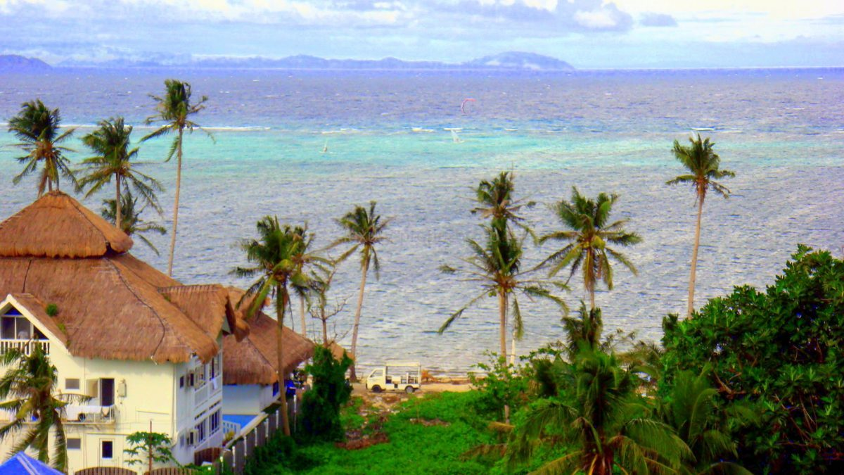 Boracay Hilltop with Sea Views For Sale