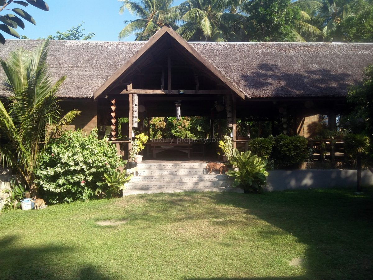 Resort in Pandan near Boracay for sale