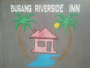 Bugang Riverside resort logo