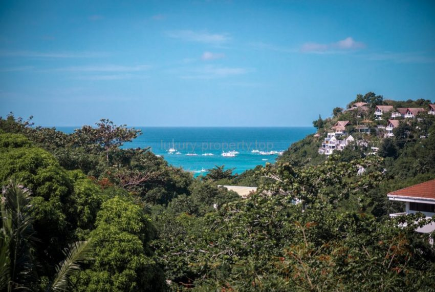 Boracay sea views