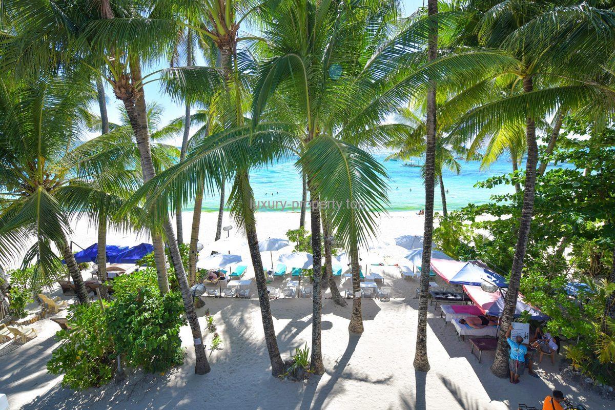 Luxury Boracay Beach Hotel for sale