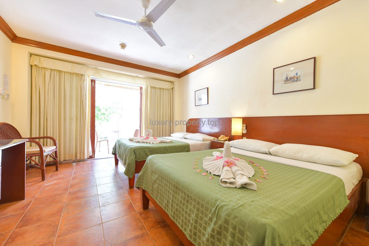 Boracay hotel at station 2 for sale