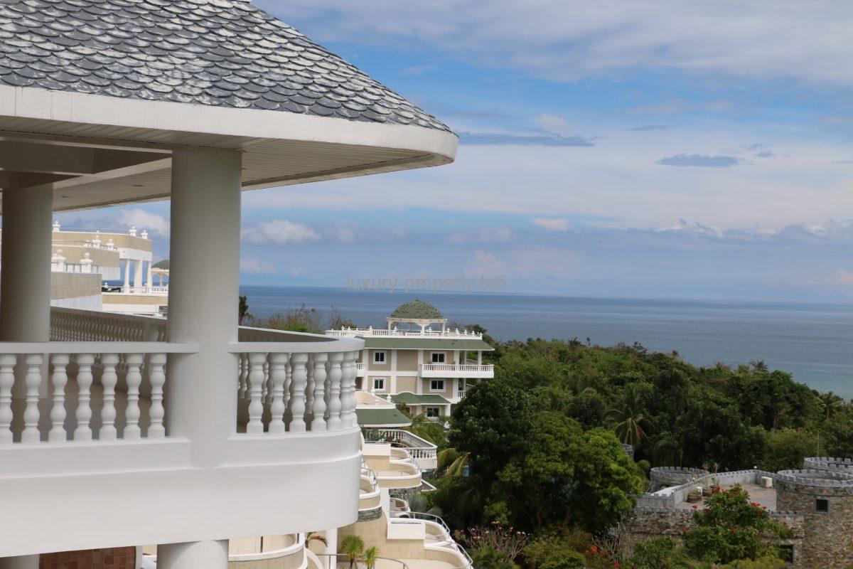 Boracay hotel penthouse for sale